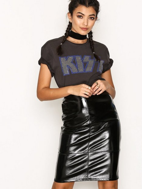 Billede af Amplified Kiss Tee T-shirt Kul