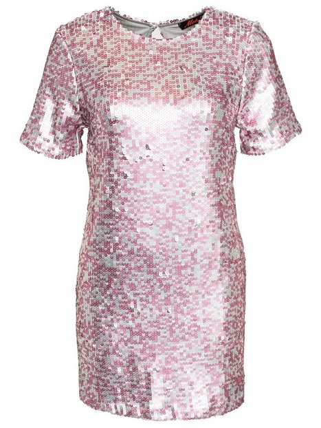 Dewdrop Sequin Rows Dress