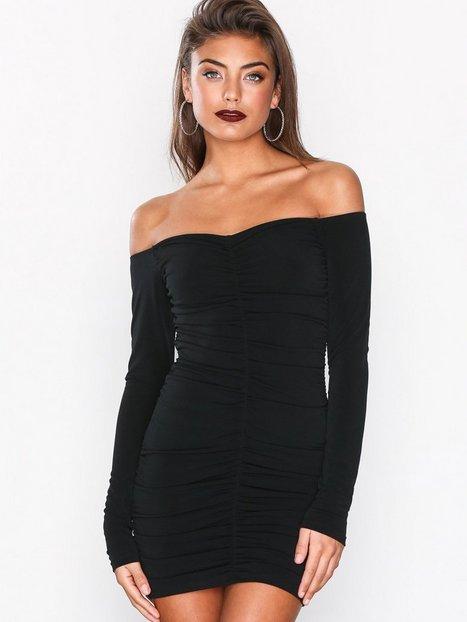 Billede af Motel Azale Bodycon Kropsnære kjoler Black
