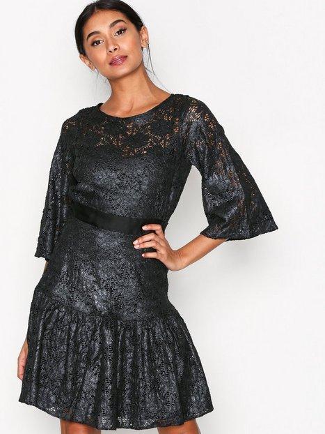 Billede af Closet Lace Frill Hem Dress Skater kjoler