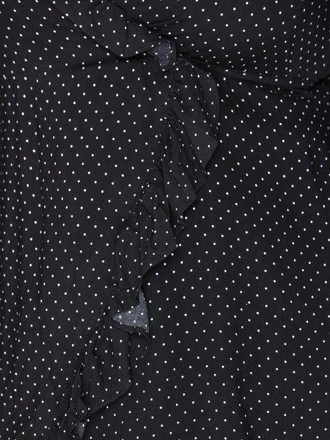 Polka Skater Dress
