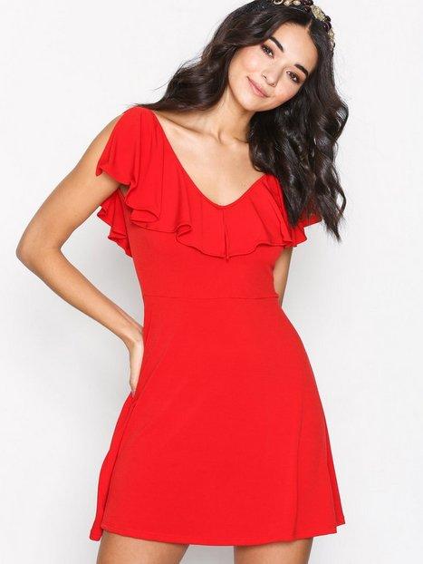 Billede af Motel Candani Skater Dress Skater dresses Rød