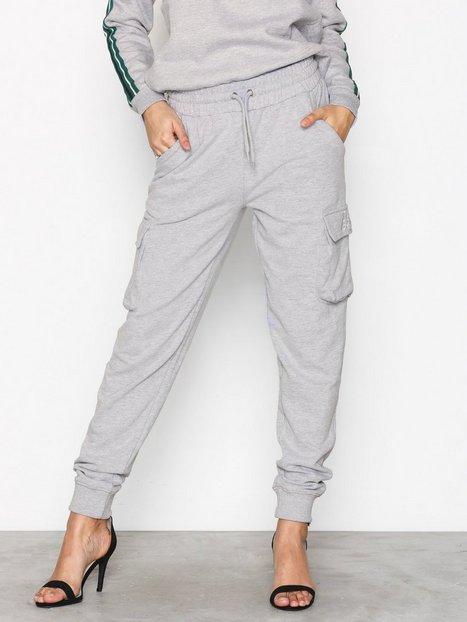 Billede af Missguided Barbie Utility Trousers Bukser Grey