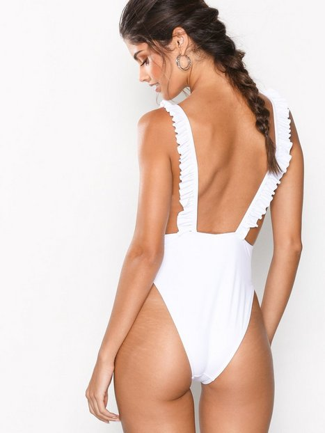 Shoulder Front Swimsuit