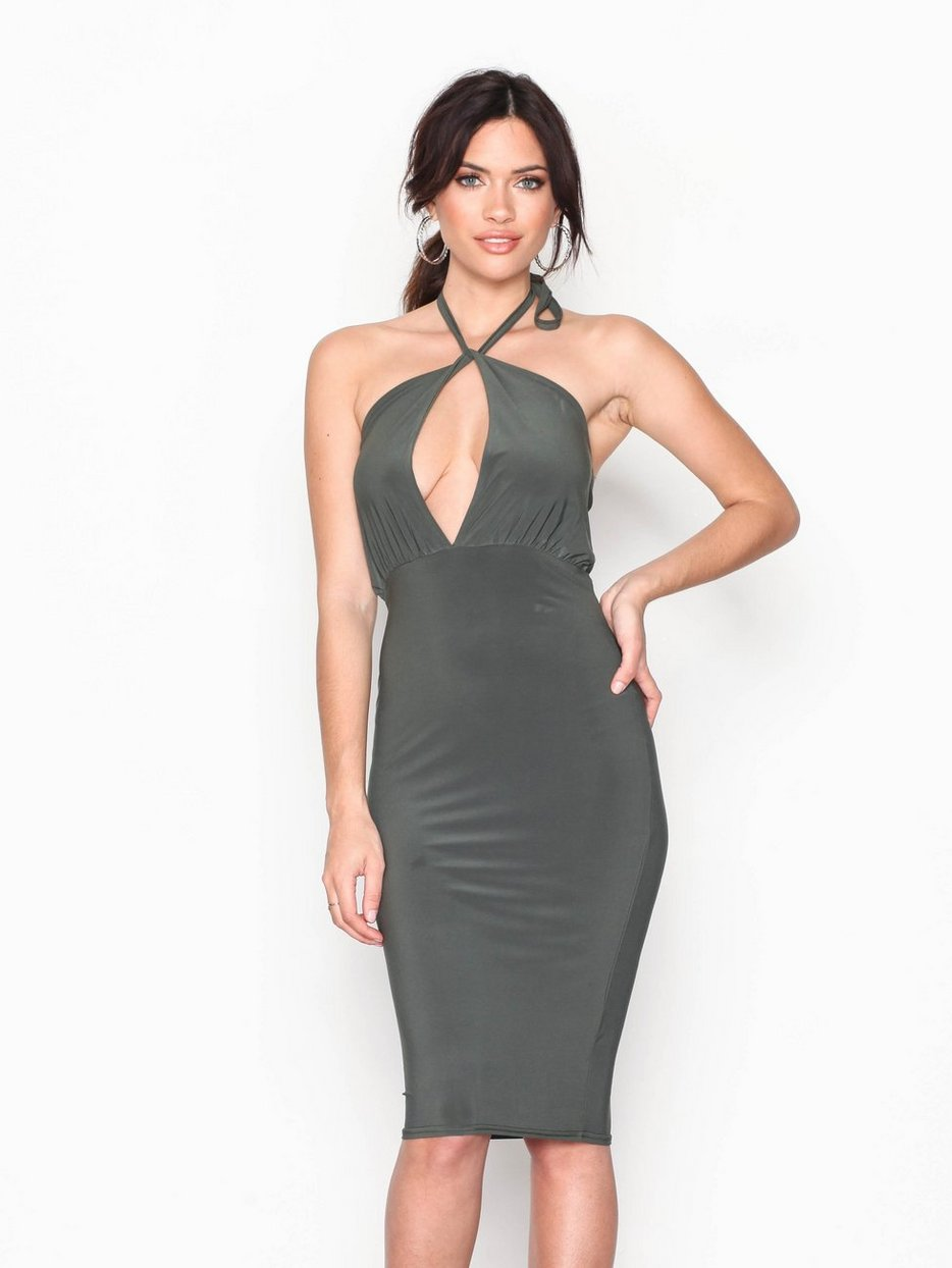 645c2ec9ee63 Black Party Dresses Missguided