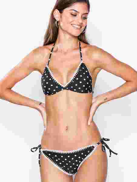 5794773ed38fd Reversible Crochet Bikini Set - Missguided - Ploka - Bikinis ...