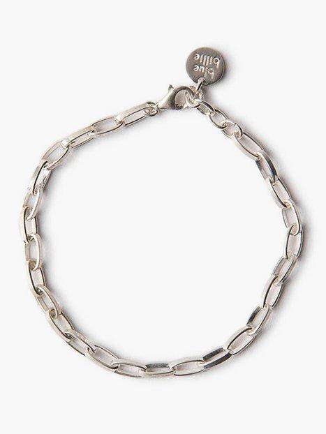 Billede af Blue Billie Collect Bracelet Halskæde Sølv