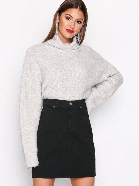 Billede af Dr Denim Bix Denim Skirt Mini nederdele Black