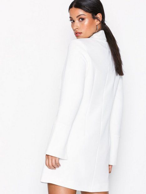 MB x MG Collar Detail Blazer Dress