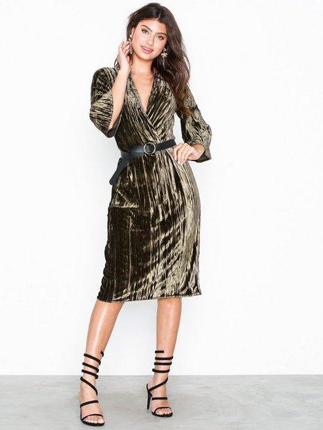 Billede af Closet Pleated Pencil Skirt Dres Loose fit