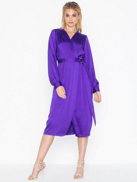 Billede af Closet Long Sleeve Midi Dress Langærmede kjoler