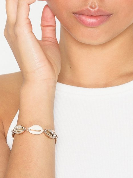 Billede af Missguided Jewelry Conchi Shell Bracelet Armbånd