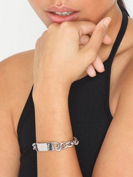 Billede af Missguided Jewelry Id Bracelet Armbånd