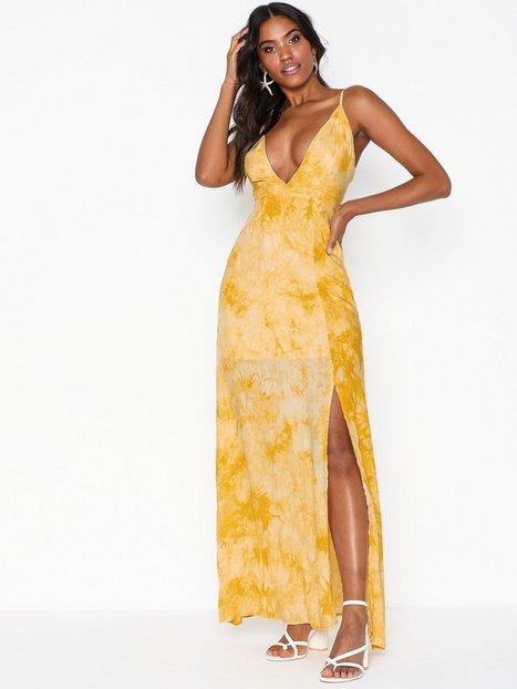 Billede af Missguided Cami Plunge Maxi Dress Maxikjoler