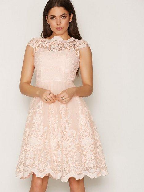 Billede af Chi Chi London April Dress Skaterkjole Pink