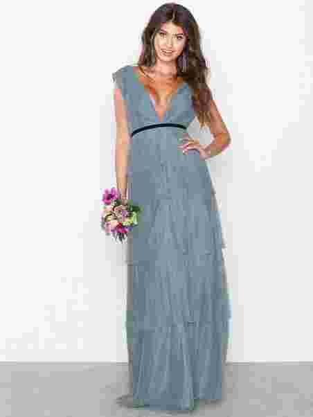 a2624d817b Adria Maxi Dress - Chi Chi London - Blue - Party Dresses - Clothing ...