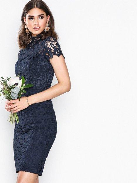 Billede af Chi Chi London Amani Dress Tætsiddende kjoler Navy