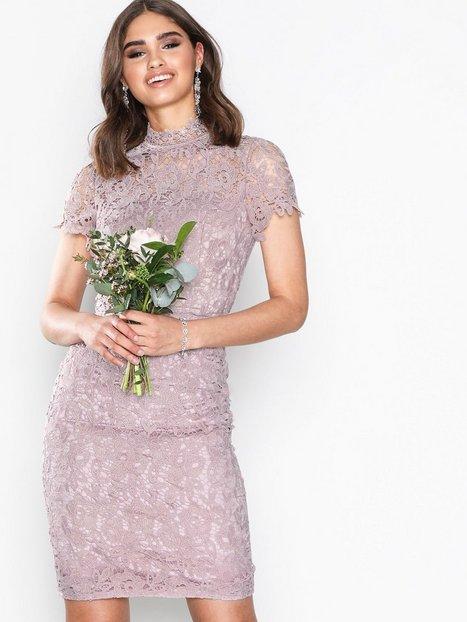 Billede af Chi Chi London Amani Dress Kropsnære kjoler Mink
