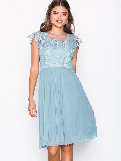 Frida Dress - Chi Chi London - Blue - Partykleider - Kleidung ...