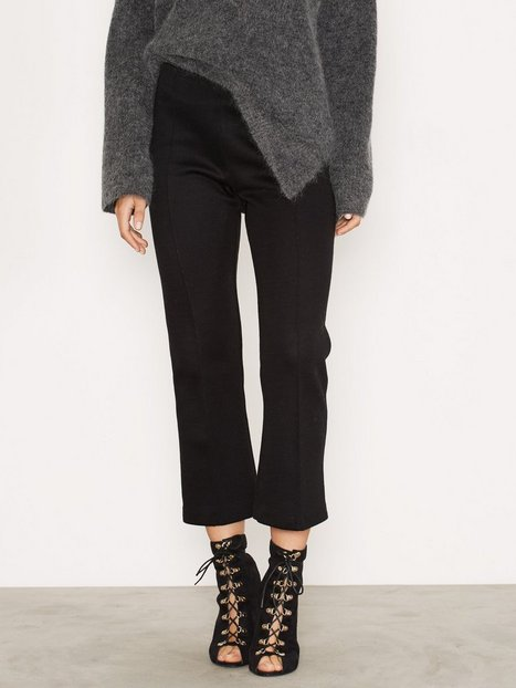 By Malene Birger Ithin Sweatpants Byxor Black thumbnail