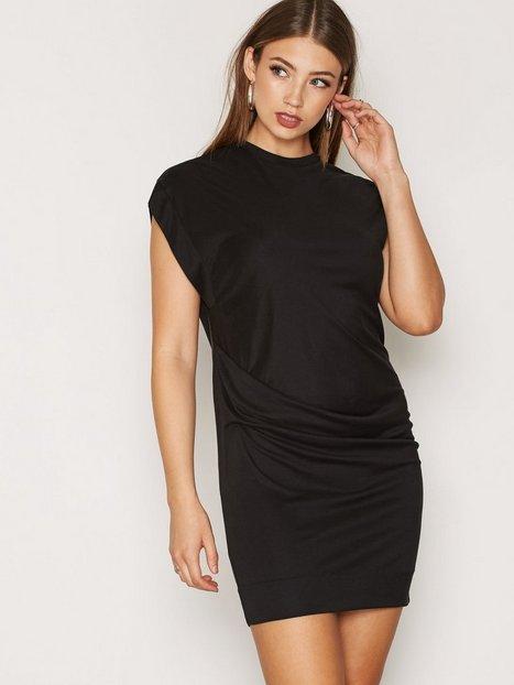 Billede af By Malene Birger Rene Dress Loose fit Black