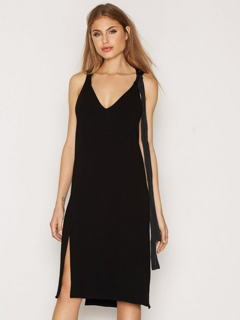 Billede af By Malene Birger Geronia Dress Loose fit Black