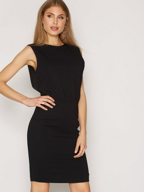 Billede af By Malene Birger Lacis Dress Loose fit Black