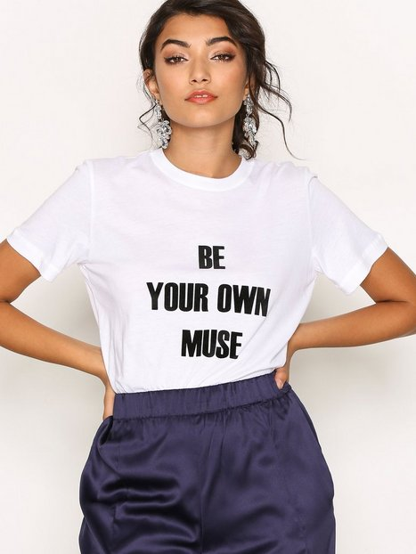 By Malene Birger Everlas T-Shirt T-shirts Pure White thumbnail