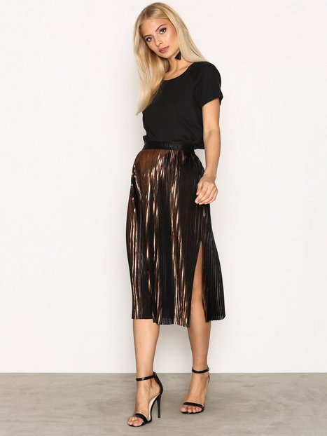 By Malene Birger Iauno Skirt Midikjolar Copper thumbnail