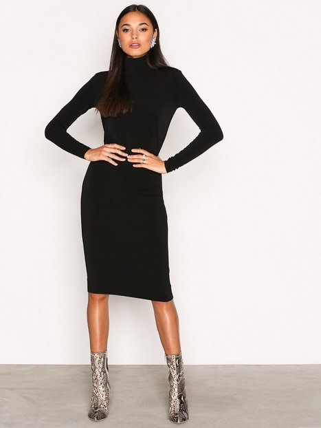 By Malene Birger Tirio Dress Fodralklänningar Black thumbnail