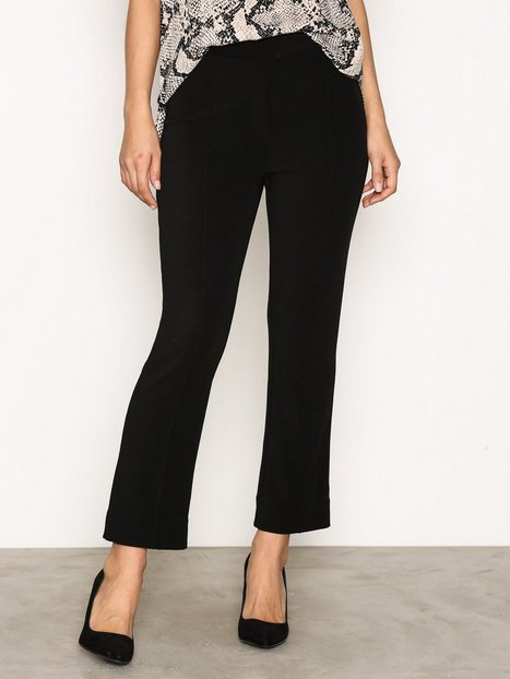 By Malene Birger Pevica Pants Byxor Black thumbnail