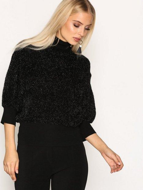 Billede af By Malene Birger Anwerpa Pullover Strikket trøje Black