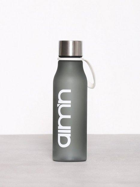 Billede af Aim'n Logo Bottle Vandflaske Sort