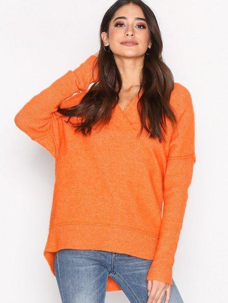 Billede af By Malene Birger Zonia Knitwear Strikkede trøjer Orange