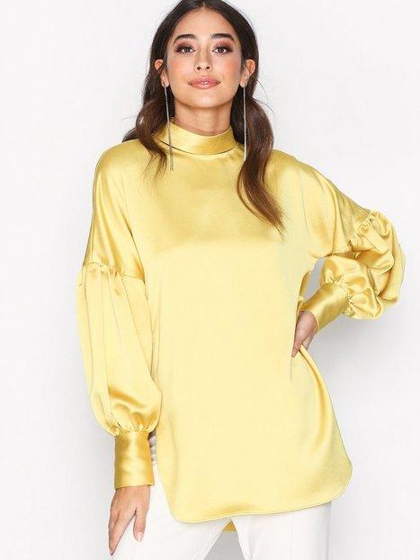 Billede af By Malene Birger Allice Shirt Skjorter Cream Gold