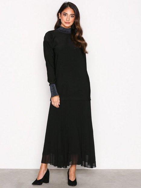 Billede af By Malene Birger Lucillas Dress Langærmet kjole Black