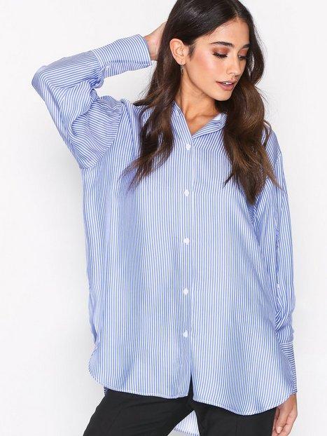 Billede af By Malene Birger Nadeonso Shirt Skjorte Blue