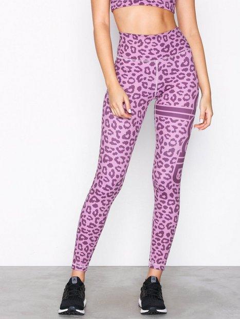 Billede af Aim'n Cheetah Tights Træningstights Pink