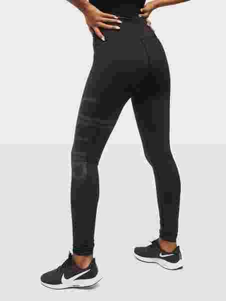 f821d009 Reflective Tights - Aim'n - Sort - Tights & Bukser - Sportstøj ...