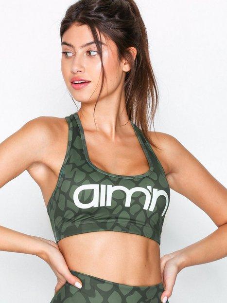Billede af Aim'n Anaconda Bra Sports BH Medium Support Grøn