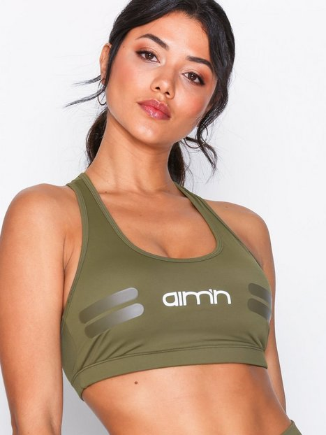 Billede af Aim'n Freedom Tribe Bra Sports BH Medium Support Grøn