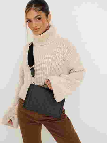 6138f502 Loenna - By Malene Birger - Dark Chocolate - Bags - Accessories ...