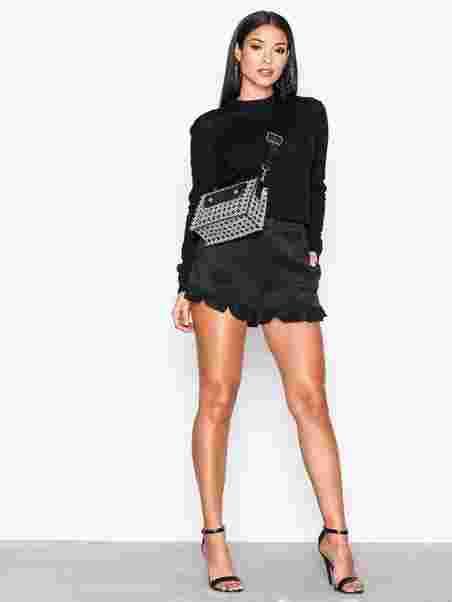 2e77bf6a Lola Mini - By Malene Birger - Grey - Bags - Accessories - Women ...