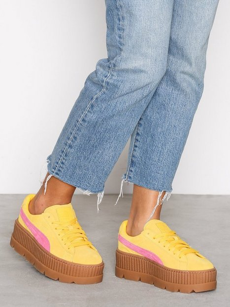 Billede af Fenty Puma By Rihanna Cleated Creepersuede WNS Low Top Gul