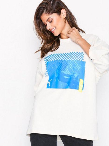 Billede af Fenty Puma By Rihanna SS Crew Neck T-Shirt T-shirt Vanilla