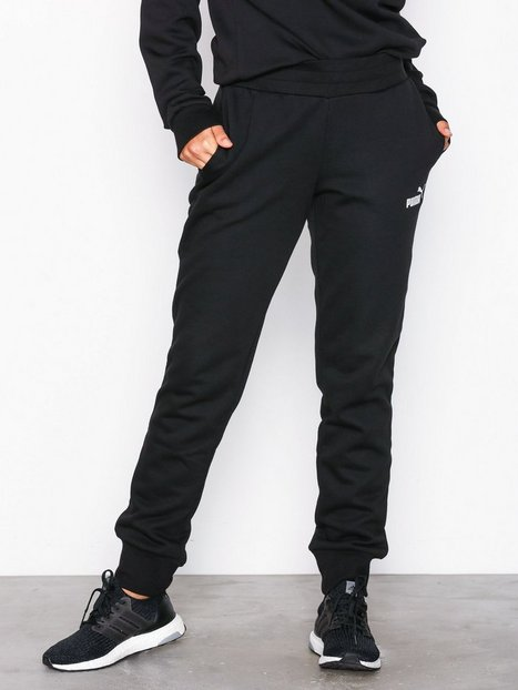 Billede af Puma Ess Sweat Pants Fl Cl Sweatpants Sort