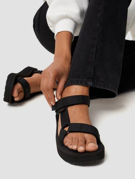 Billede af Teva Midiform Universal Sandaler Sort