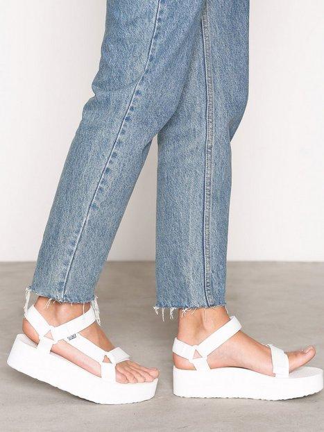 Billede af Teva Flatform Universal Sandaler Hvid