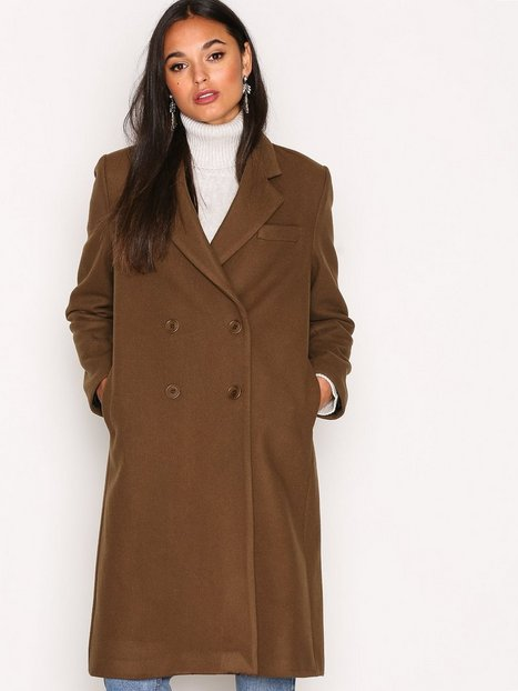 Billede af Filippa K Edine Tailored Coat Frakke Army