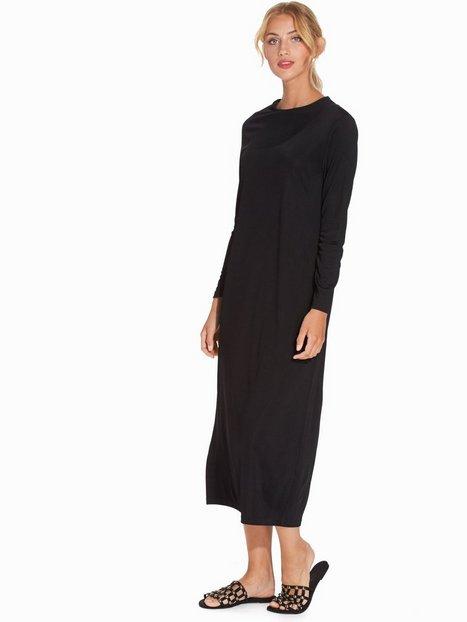 Billede af Filippa K Drape Jersey Dress Kjoler Black